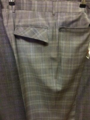 Gianni styled trousers
