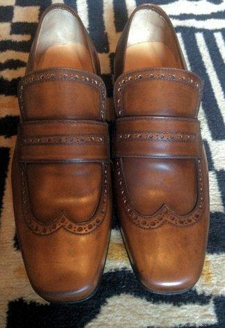 Romagna styled loafer