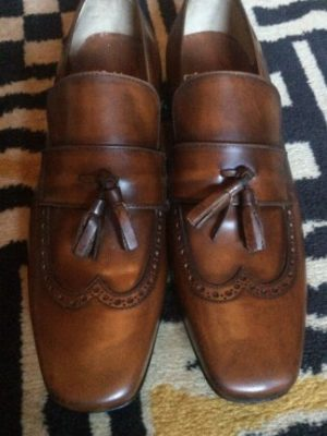 Romagna styled loafer