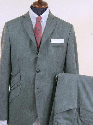 passito styled suit