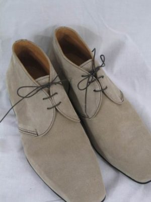 Emilia chukka boot